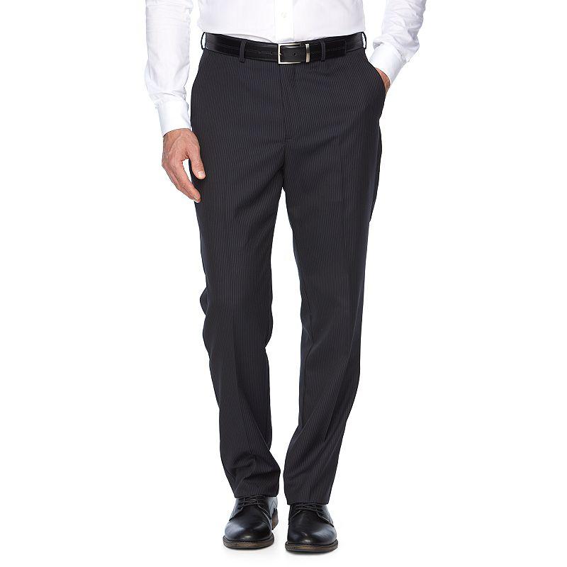 Men's Croft & Barrow® Classic-Fit Wool Suit Pants
