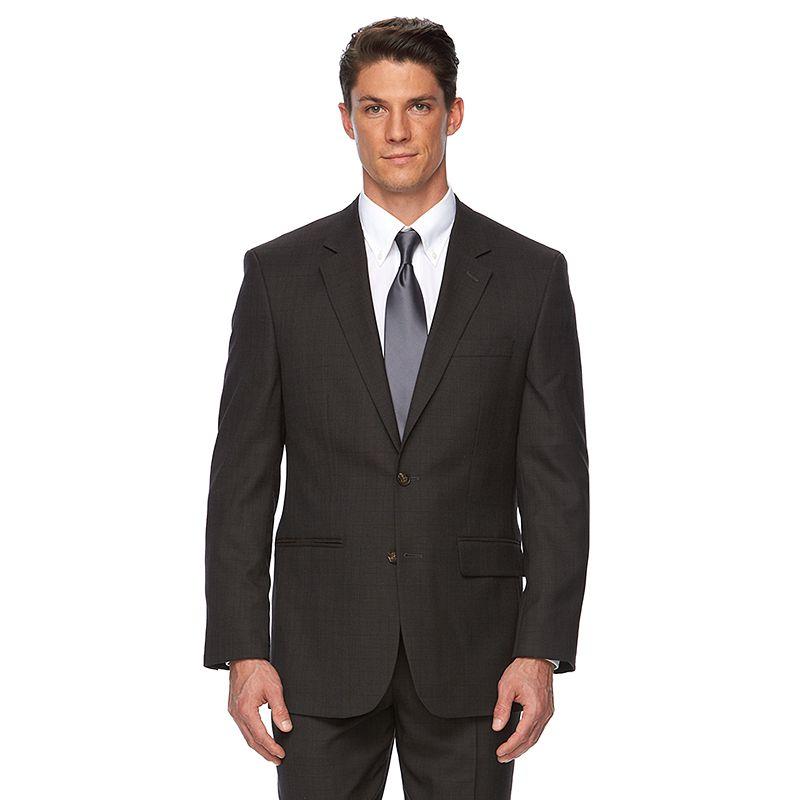 Men's Croft & Barrow® Classic-Fit Wool Suit Jacket