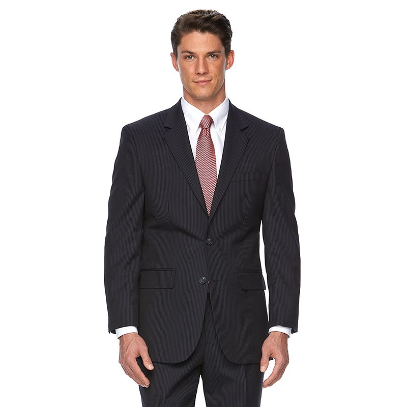 Men's Croft & Barrow® Classic-Fit Wool Suit Jacket