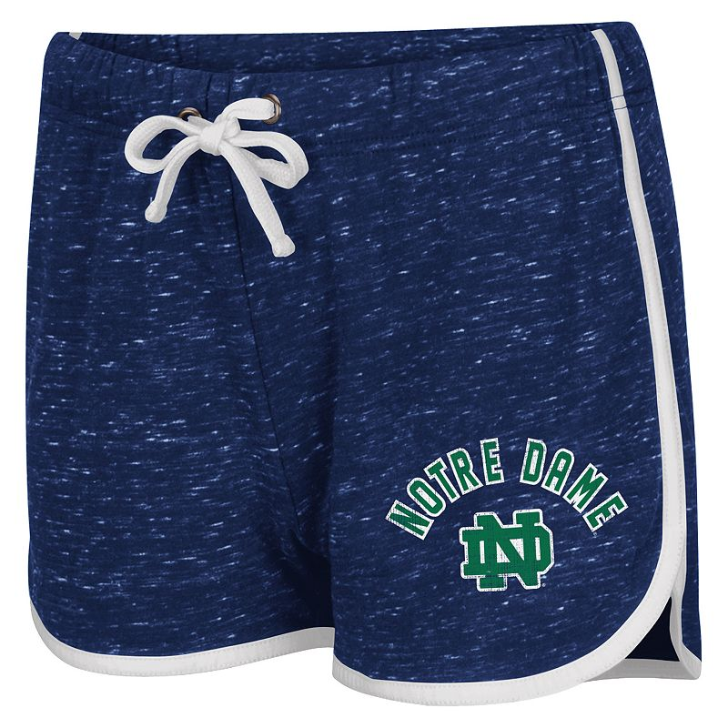 Juniors' Campus Heritage Notre Dame Fighting Irish Gym Shorts