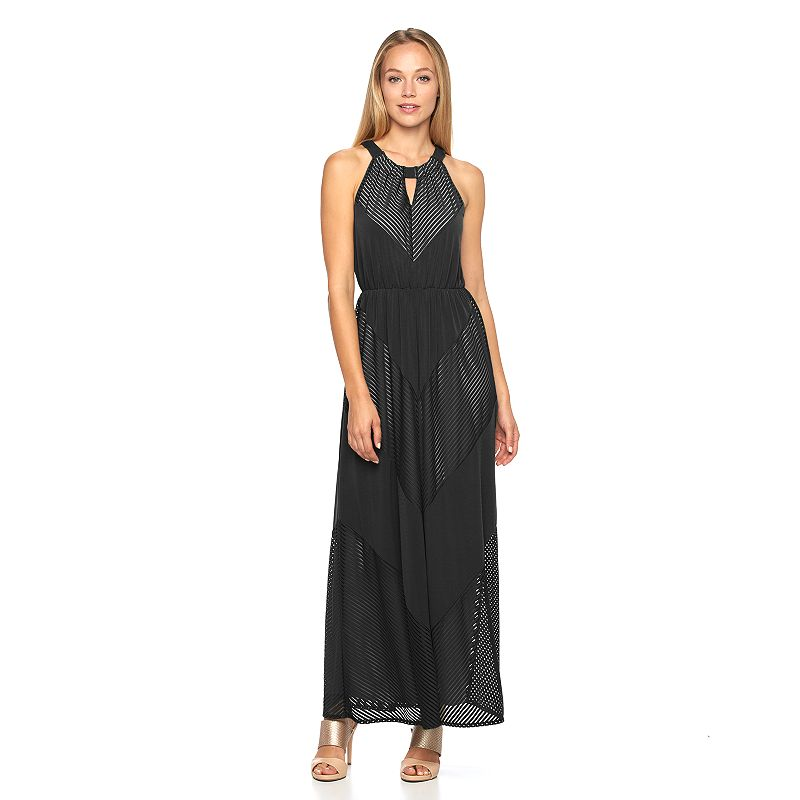 Women's Apt. 9® Mitred Shadow Maxi Dress