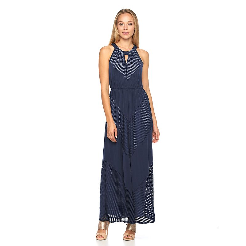 Women's Apt. 9® Mitred Shadow Maxi Dress