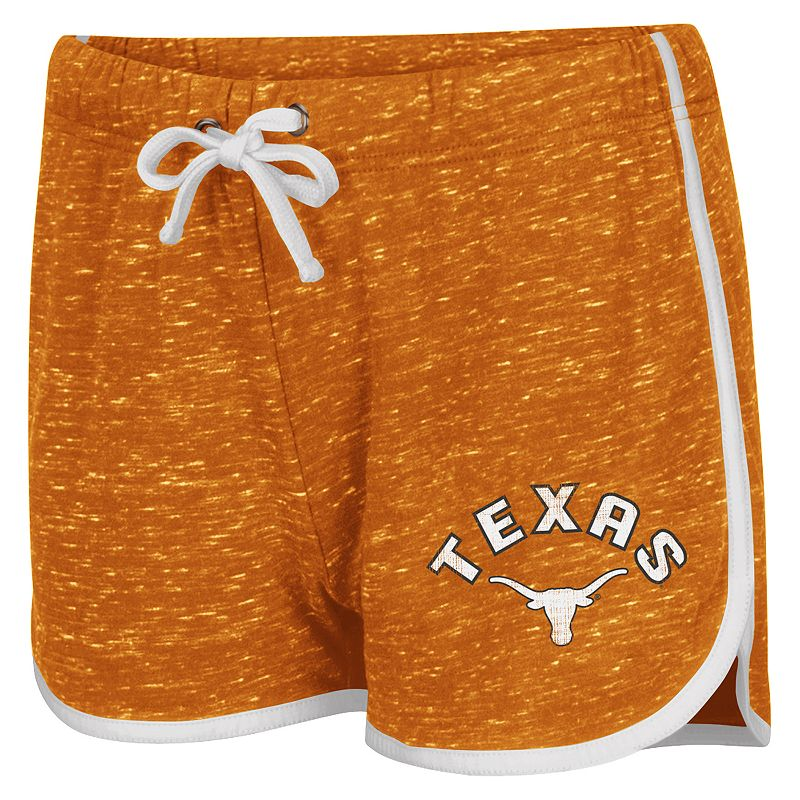 Juniors' Campus Heritage Texas Longhorns Gym Shorts