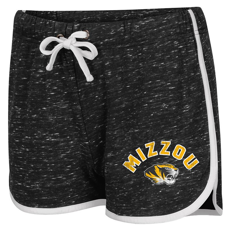 Juniors' Campus Heritage Missouri Tigers Gym Shorts