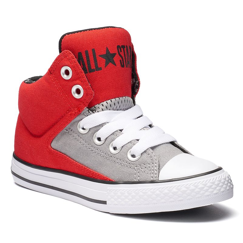 Kid's Converse Chuck Taylor All Star High Street Mid Slip-On Sneakers