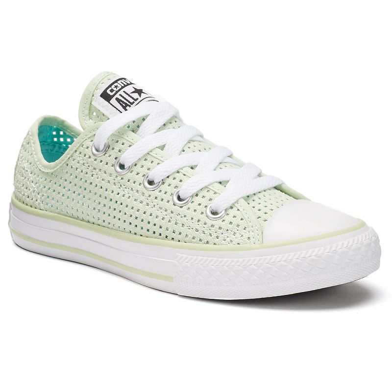 Kid's Converse Chuck Taylor All Star Perforated Sneakers