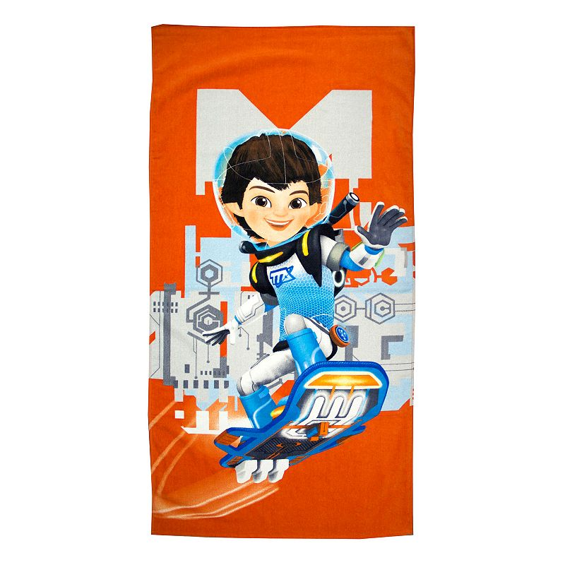 Disney Miles from Tomorrowland Let's Rocket Beach Towel
