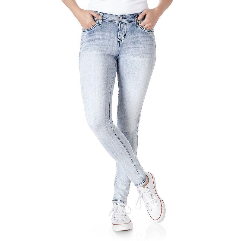 Juniors' Wallflower The Cozy Jeans