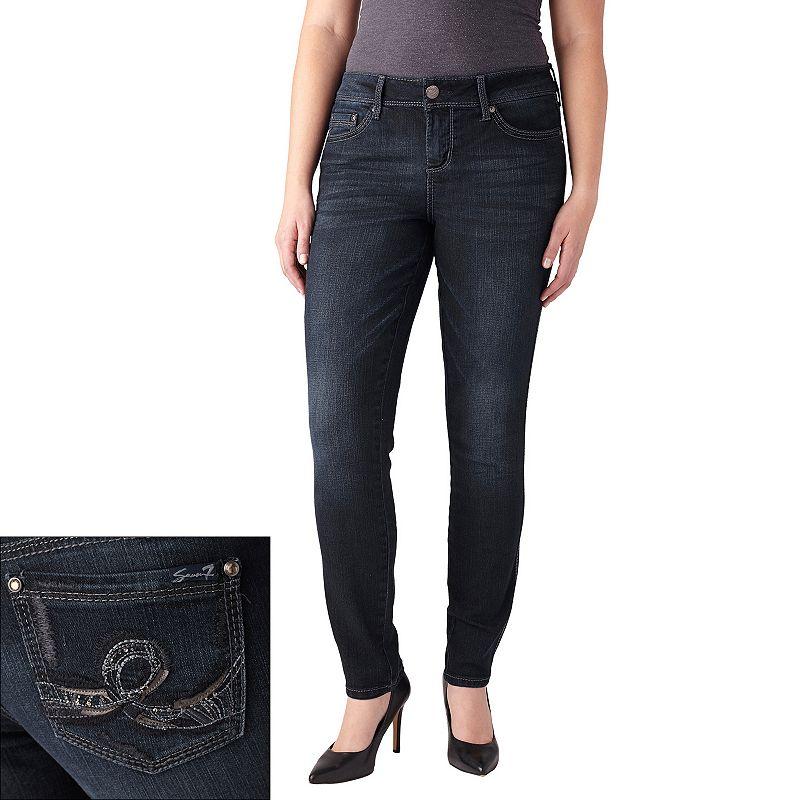 Women's Seven7 Slim Bootcut Jeans