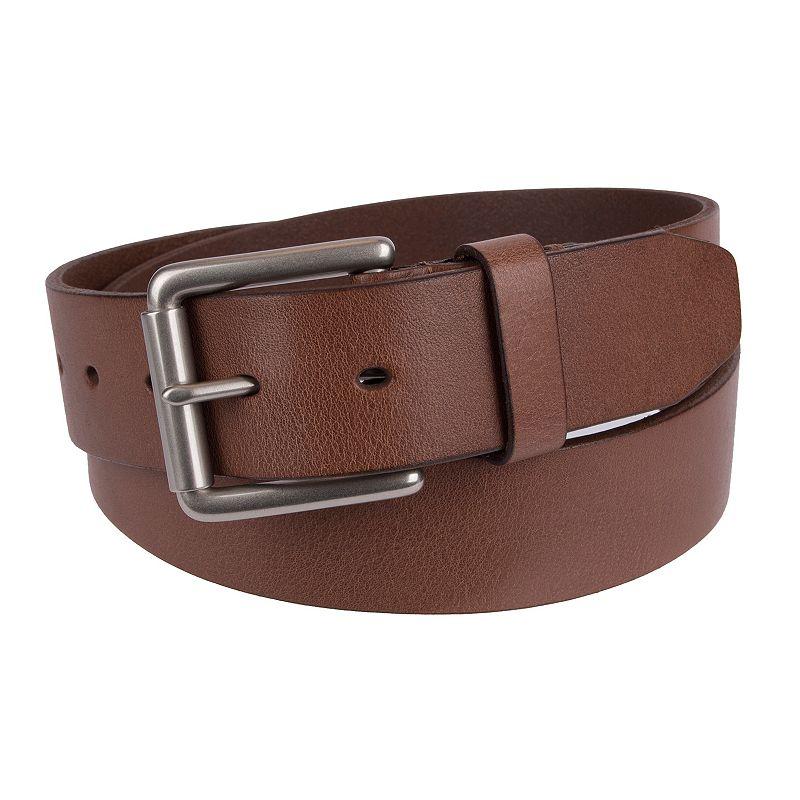 Men's Levi's Cut-Edge Leather Belt