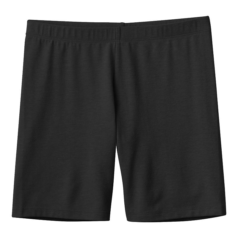 Girls 7-16 & Plus Size SO® Solid Bike Shorts