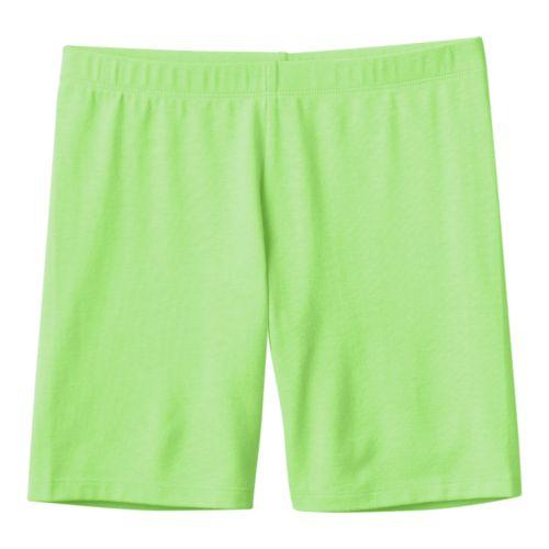Girls 7-16 & Plus Size SO® Solid Bike Shorts