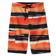 Boys 8-20 Hang Ten Cargo Swim Shorts