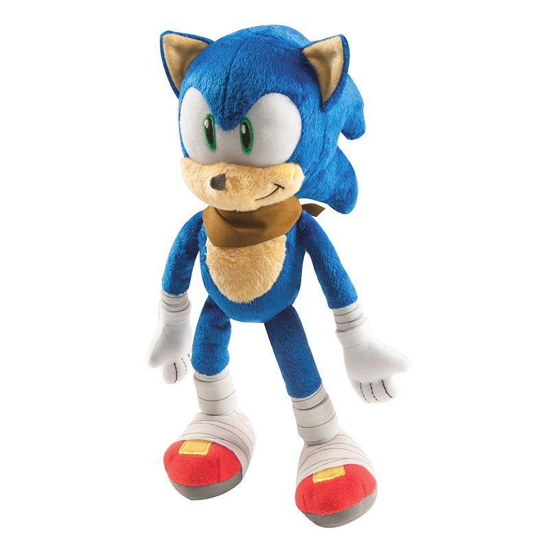 Tomy Talking Sonic Plush