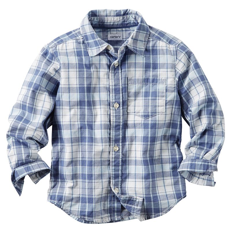 Baby Boy Carter's Button-Down Shirt
