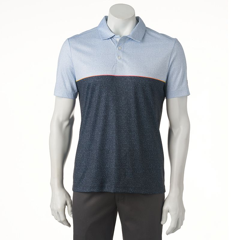 Men's FILA SPORT GOLF® Classic-Fit Colorblock Performance Golf Polo