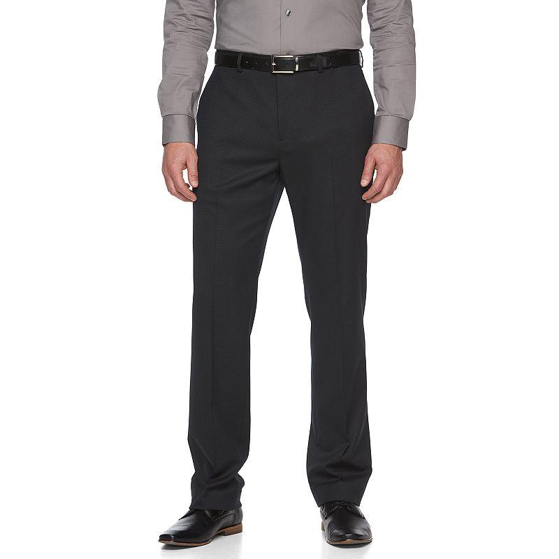 Men's Apt. 9® Extra-Slim Fit Textured Suit Pants