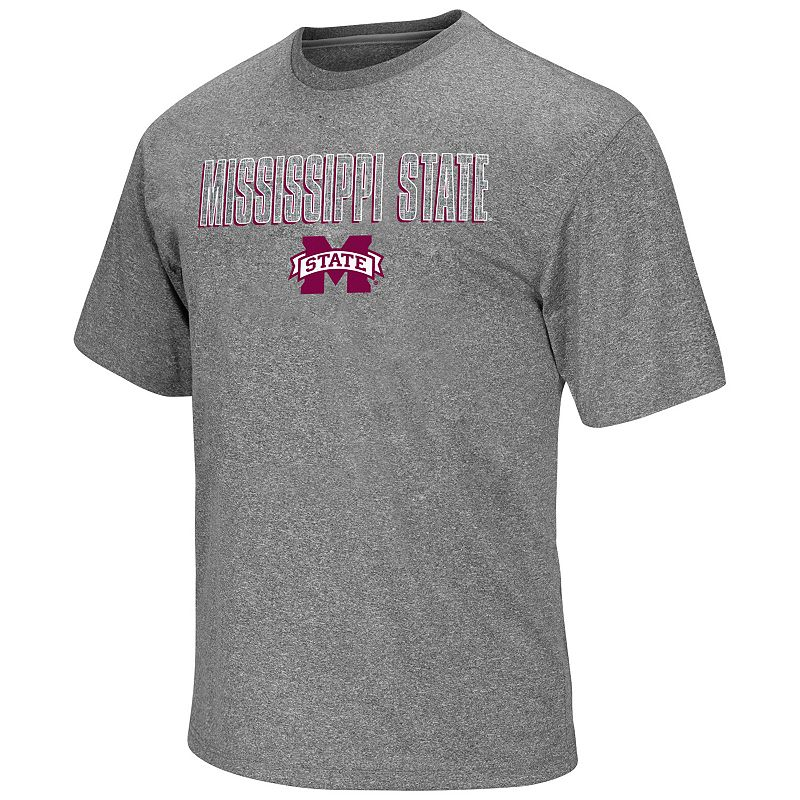 Men's Campus Heritage Mississippi State Bulldogs Circuit Board Tee