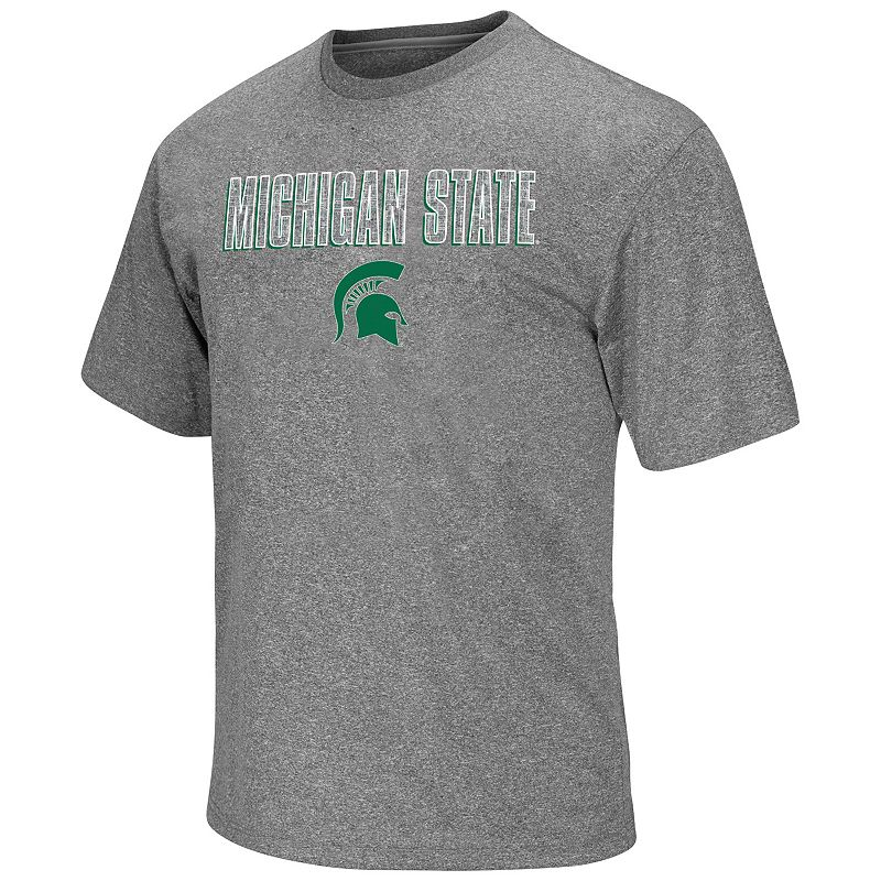 Men's Campus Heritage Michigan State Spartans Circuit Board Tee