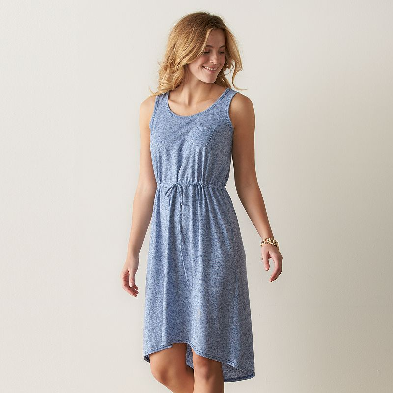 Women's SONOMA Goods for Life™ High-Low Tank Dress