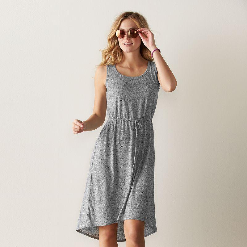 Women's SONOMA Goods for Life™ High-Low Tank Dress