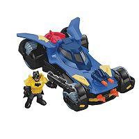 Fisher-Price Imaginext Deluxe Batmobile