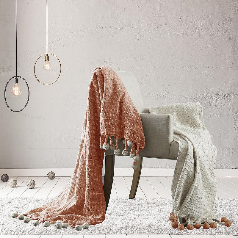 2 pack Cross-Stitch Throws