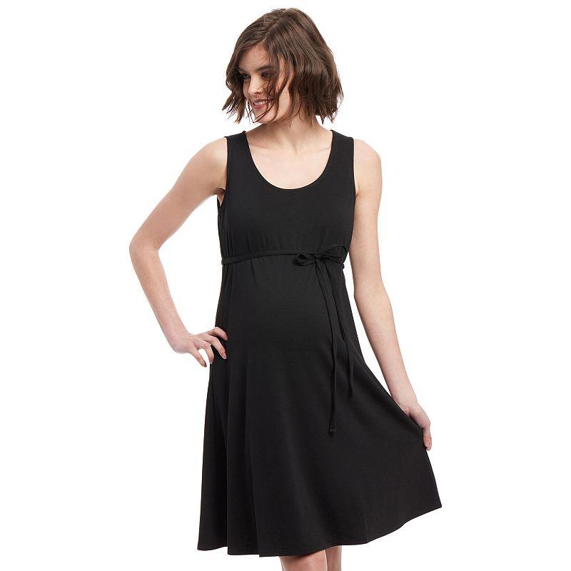 Maternity Oh Baby by Motherhood™ Knit Tank Dress