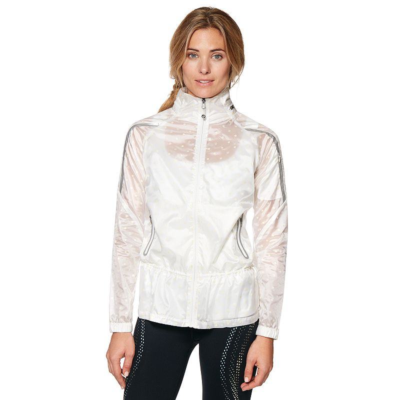 Women's Shape Active Ghost Running Windbreaker