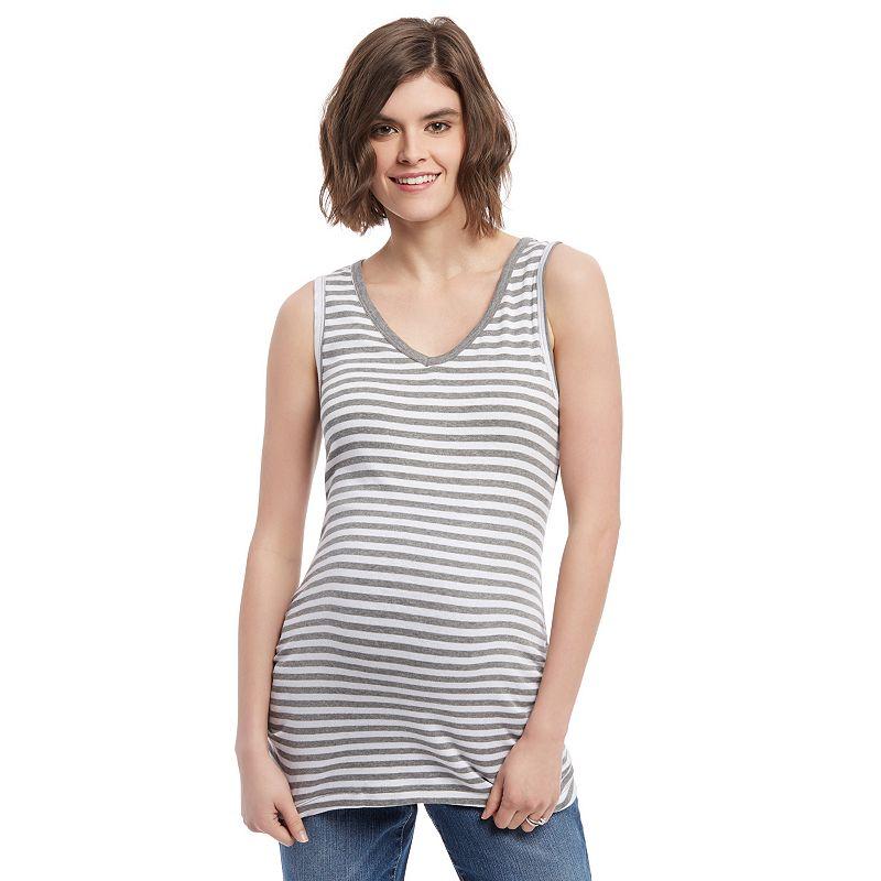Maternity Oh Baby by Motherhood™ V-Neck Tank