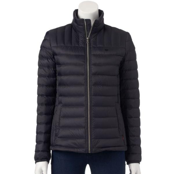 Women's Levi's Packable Down Puffer Jacket