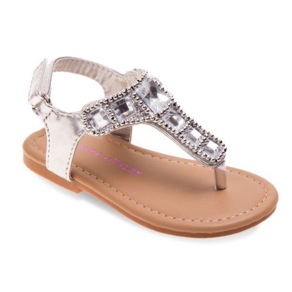Laura Ashley Toddler Girls' Sandals