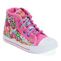 Shopkins Toddler Girls' High-Top Sneakers