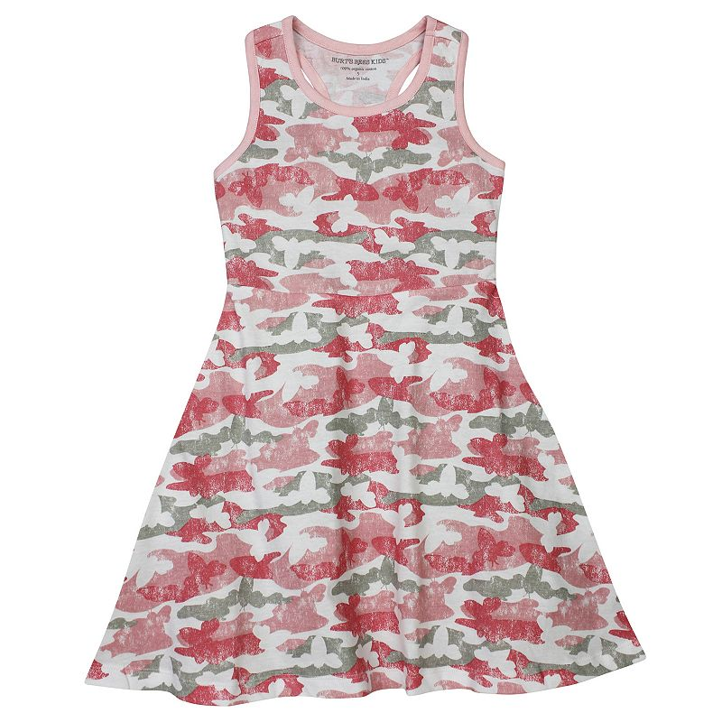 Toddler Girl Burt's Bees Baby Organic Skater Dress