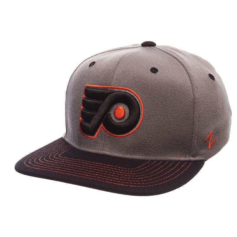 Adult Philadelphia Flyers Nebulous Stretch-Fit Cap