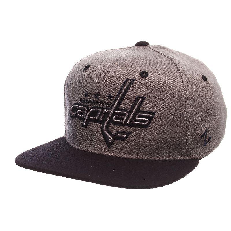 Adult Washington Capitals Nebulous Stretch-Fit Cap