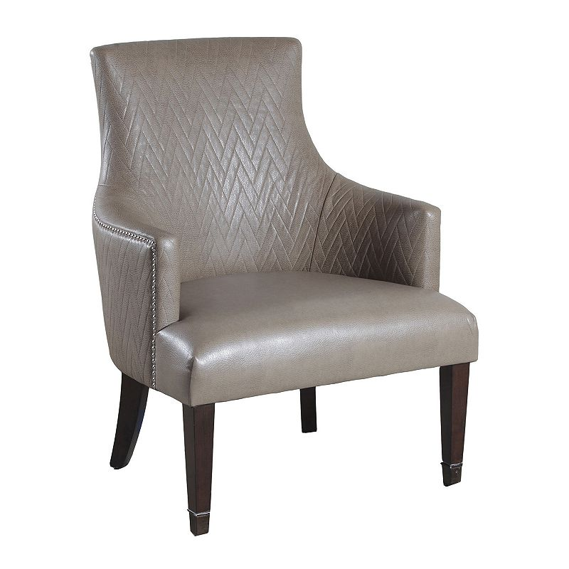 Bombay™ Newlin Quilted Arm Chair