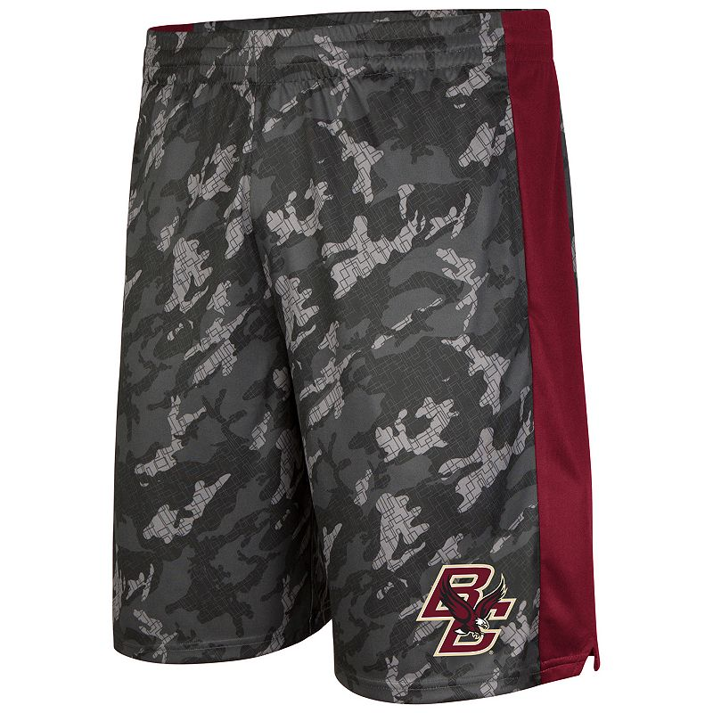 Men's Campus Heritage Boston College Eagles Mustang IV Shorts