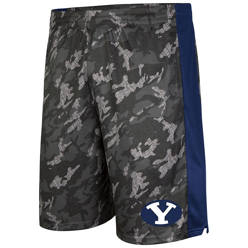 Men's Campus Heritage BYU Cougars Mustang IV Shorts