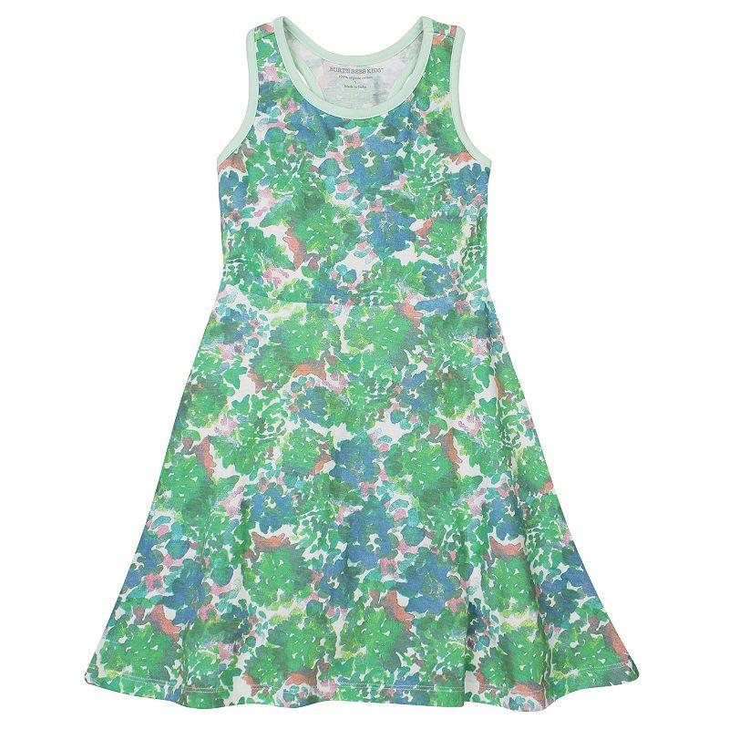 Girls 4-6x Burt's Bees Baby Organic Skater Dress