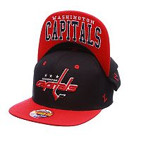 Youth Zephyr Washington Capitals Undercard Snapback Cap
