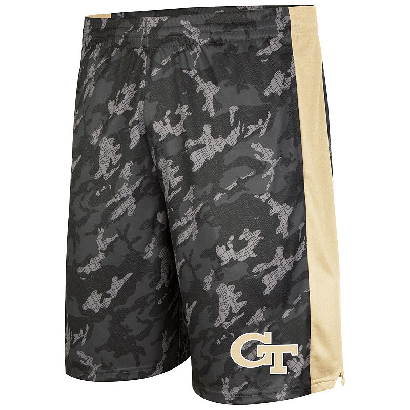 Men's Campus Heritage Georgia Tech Yellow Jackets Mustang IV Shorts