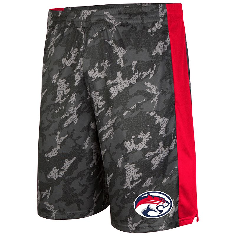 Men's Campus Heritage Houston Cougars Mustang IV Shorts
