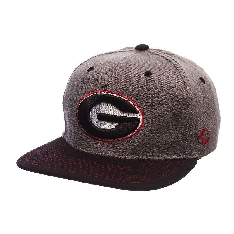 Adult Georgia Bulldogs Nebulous Stretch-Fit Cap