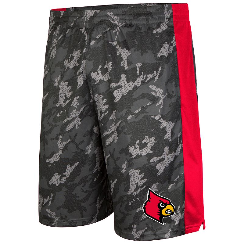 Men's Campus Heritage Louisville Cardinals Mustang IV Shorts