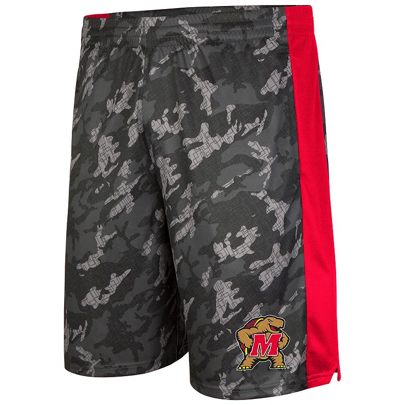 Men's Campus Heritage Maryland Terrapins Mustang IV Shorts