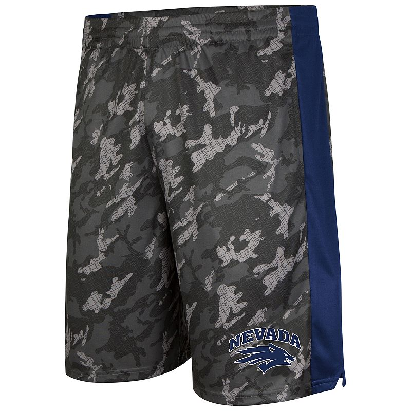 Men's Campus Heritage Nevada Wolf Pack Mustang IV Shorts