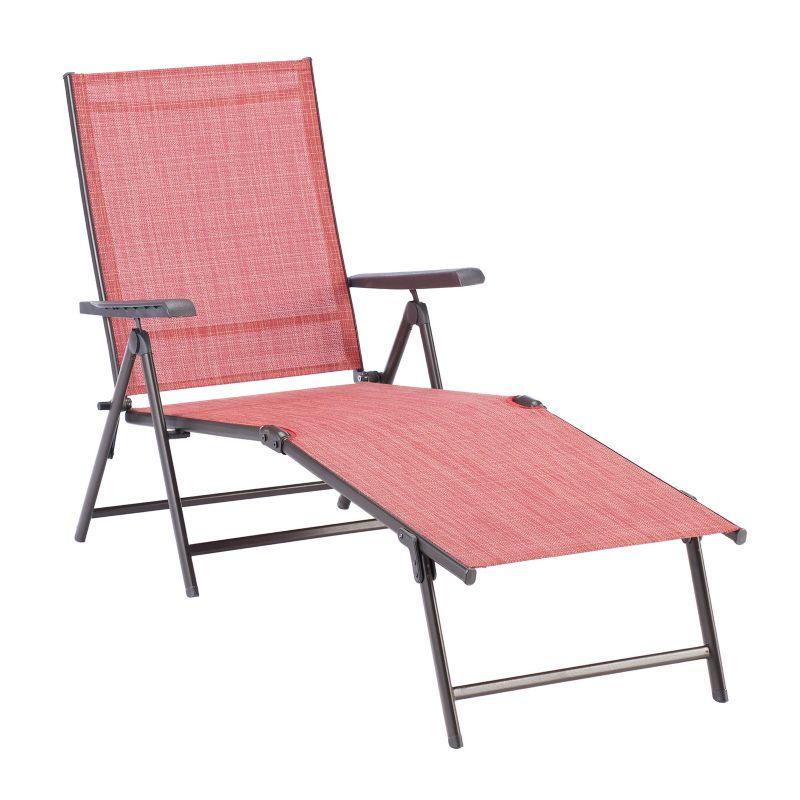 Metal Steel Frame Chair
