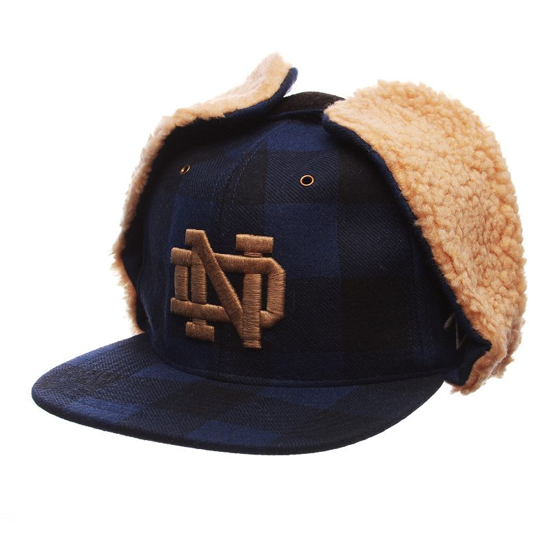 Adult Zephyr Notre Dame Fighting Irish Woodsman Fitted Hat