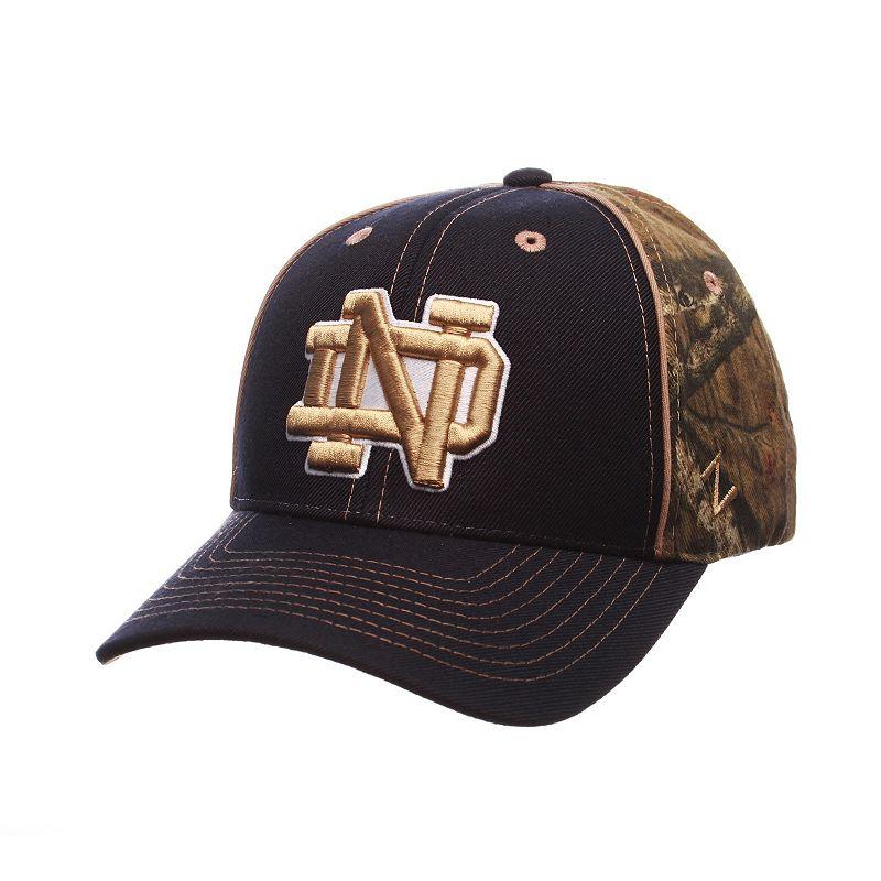 Adult Zephyr Notre Dame Fighting Irish Hideaway Snapback Cap